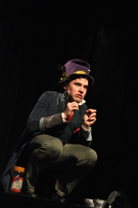 The Hatter in Port Alberni - photo by Cara Baldwin 02