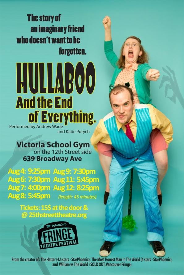 Hullaboo - Poster